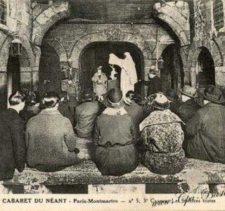 Bizarre Paris Nightclubs of the 1920's (15 photos)