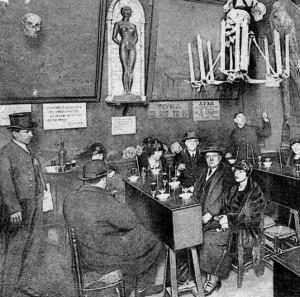 Bizarre Paris Nightclubs of the 1920's (15 photos) 11