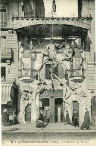 Bizarre Paris Nightclubs of the 1920's (15 photos) 12