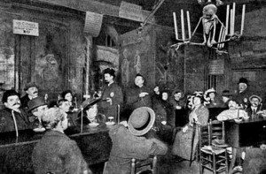 Bizarre Paris Nightclubs of the 1920's (15 photos) 9
