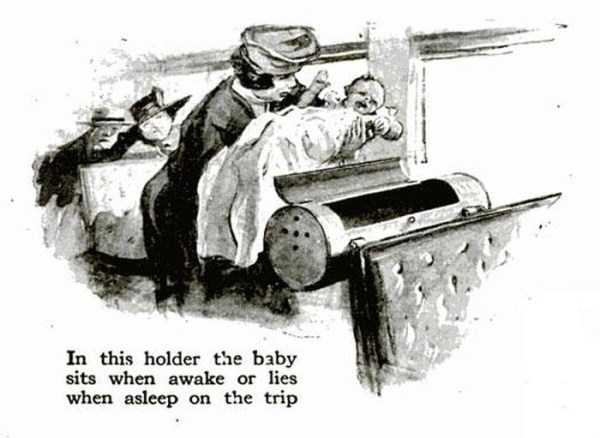 These Childcare Inventions From The 1900's Are Simply Scary (11 photos) 3