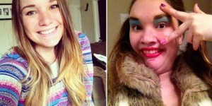 Pretty Girls Making Disgusting Faces (25 photos) 1