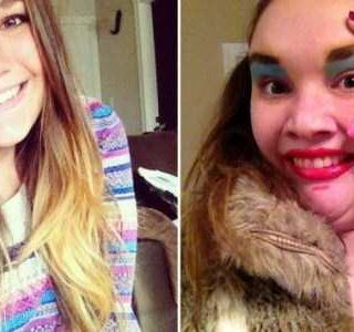 Pretty Girls Making Disgusting Faces (25 photos)