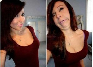 Pretty Girls Making Disgusting Faces (25 photos) 10