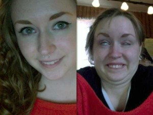 Pretty Girls Making Disgusting Faces (25 photos) 2