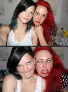 Pretty Girls Making Disgusting Faces (25 photos) 3
