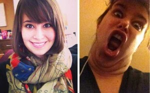Pretty Girls Making Disgusting Faces (25 photos) 8