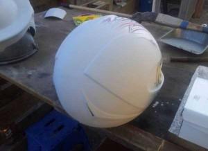 Custom Made Predator Motorcycle Helmet (49 photos) 22