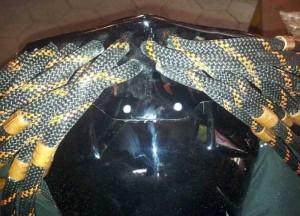 Custom Made Predator Motorcycle Helmet (49 photos) 42