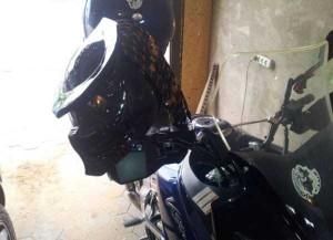 Custom Made Predator Motorcycle Helmet (49 photos) 44