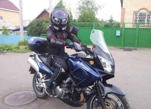 Custom Made Predator Motorcycle Helmet (49 photos) 48
