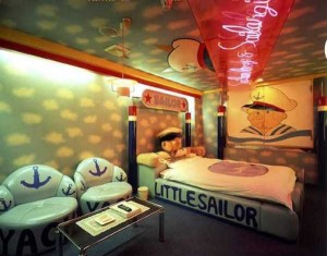 Inside Japanese Pleasure Hotels (21 photos) 5