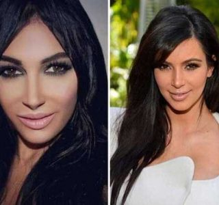 This Woman Spent $30 000 in an Attempt to Look Like Kim Kardashian (17 photos)