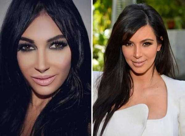This Woman Spent $30 000 in an Attempt to Look Like Kim Kardashian (17 photos) 17