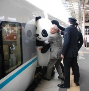 Subway is a Perfect Place For Weird People (30 photos) 28