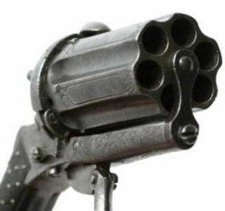 Late 19th Century Revolver (10 photos)