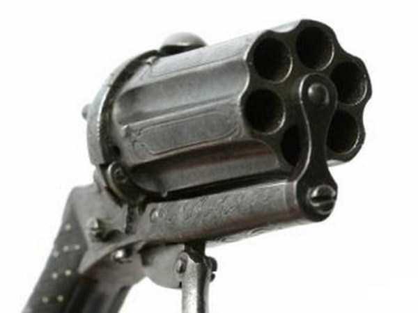 vintage-19th-century-revolver-5