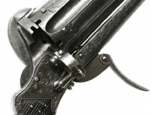 vintage-19th-century-revolver-9