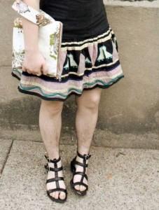 Women With Hairy Legs (25 photos) 20