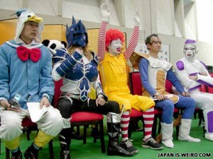 More Proof That Japan is Seriously Strange (24 photos) 13
