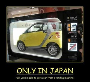 More Proof That Japan is Seriously Strange (24 photos) 7