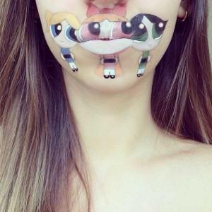 The Most Creative Lip Art You've Ever Seen (28 photos) 11