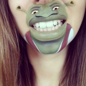 The Most Creative Lip Art You've Ever Seen (28 photos) 15