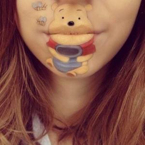 The Most Creative Lip Art You've Ever Seen (28 photos) 16