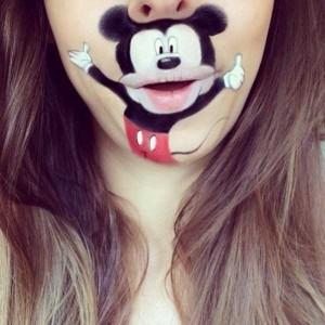 The Most Creative Lip Art You've Ever Seen (28 photos) 18