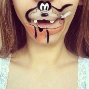 The Most Creative Lip Art You've Ever Seen (28 photos) 20