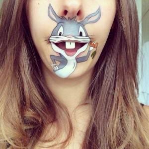 The Most Creative Lip Art You've Ever Seen (28 photos) 21