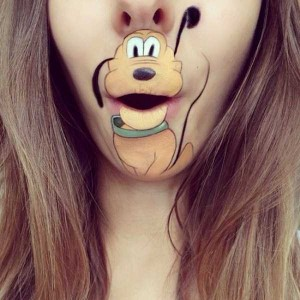 The Most Creative Lip Art You've Ever Seen (28 photos) 28