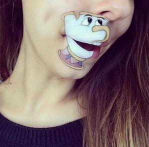 The Most Creative Lip Art You've Ever Seen (28 photos) 5