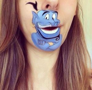 The Most Creative Lip Art You've Ever Seen (28 photos) 7