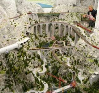 Probably The Best Model Railway You've Ever Seen (32 photos)