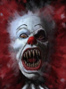 These Creepy Clowns Will Haunt Your Dreams (43 photos) 1
