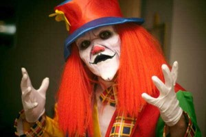 These Creepy Clowns Will Haunt Your Dreams (43 photos) 13