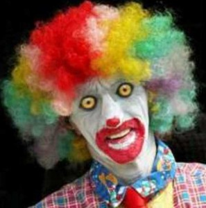 These Creepy Clowns Will Haunt Your Dreams (43 photos) 29