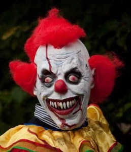 These Creepy Clowns Will Haunt Your Dreams (43 photos) 43