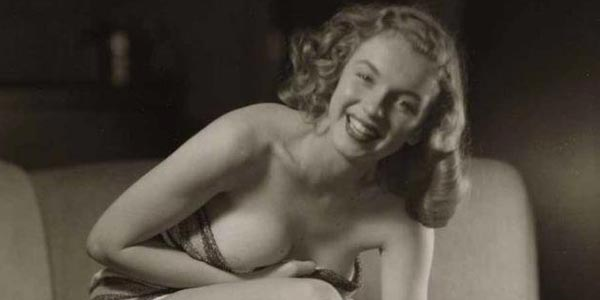 Marilyn Monroe's Early Topless Photos (22 photos) 23
