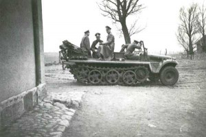Rare Photos of Nazi Soldiers' Lives During World War II (81 photos) 11