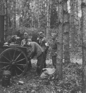 Rare Photos of Nazi Soldiers' Lives During World War II (81 photos) 15
