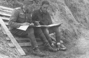 Rare Photos of Nazi Soldiers' Lives During World War II (81 photos) 32