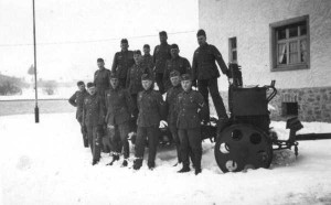 Rare Photos of Nazi Soldiers' Lives During World War II (81 photos) 46