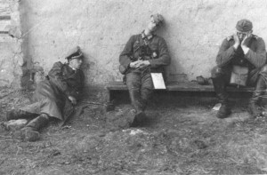 Rare Photos of Nazi Soldiers' Lives During World War II (81 photos) 5