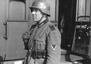 Rare Photos of Nazi Soldiers' Lives During World War II (81 photos) 58