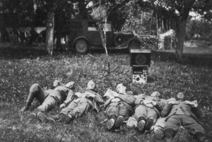 Rare Photos of Nazi Soldiers' Lives During World War II (81 photos) 59