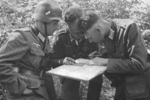 Rare Photos of Nazi Soldiers' Lives During World War II (81 photos) 81