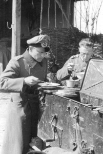 Rare Photos of Nazi Soldiers' Lives During World War II (81 photos) 9