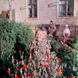 Rare Color Photos of Everyday Life in the Soviet Union in 1950s (30 photos) 1